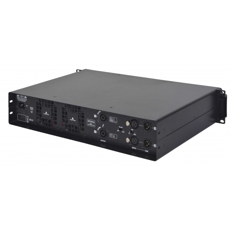 POWER.AMPLIFIER. CLASS.D.2X1000W